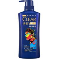 CLEAR 清扬 运动专研系列深海劲透型男士洗发水 500g