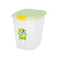 IRIS 爱丽思 猫粮储存桶 10kg(绿)