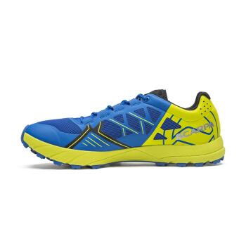 SCARPA 思卡帕 Spin 33060-350 越野跑鞋 (蓝色)