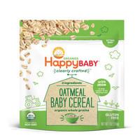HAPPYBABY 禧贝 婴儿燕麦米粉 3袋装