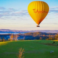 雙11預售:兩大經典景點!澳大利亞 凱恩斯 熱氣球+庫蘭達熱帶雨林 一日游