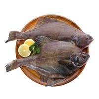 THE OCEAN GALA 阿拉斯加黄金鲽鱼 1kg(2-3条) *5件