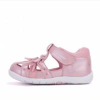 Dr.Kong 江博士 B14192W011 儿童凉鞋女宝宝鞋子1-3岁小孩 (浅粉红、26)