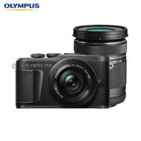 OLYMPUS 奥林巴斯 E-PL10 数码相机 14-42mm 40-150mm双镜头套机