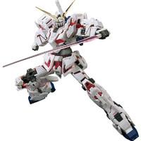 BANDAI 万代 HGD-216741 敢达拼装模型 RG 25 1/144 RX-0 独角兽高达 毁灭模式 可变形