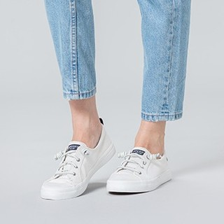 SPERRY STS99250 女士小白鞋