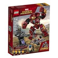 考拉海购黑卡会员:LEGO 乐高 超级英雄系列 76104 钢铁侠反浩克装甲