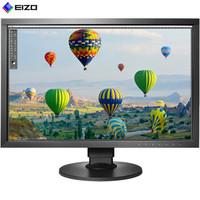 EIZO 艺卓 CS2410 24.1英寸IPS面板100%sRGB专业制图16:10液晶显示器