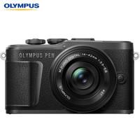 21日0点:OLYMPUS 奥林巴斯 E-PL10 14-42mm EZ 微单电/数码相机 epl10 黑色