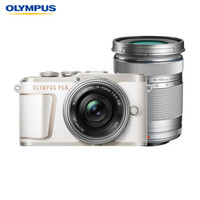 OLYMPUS 奥林巴斯 E-PL10 M4/3画幅 微单相机 (14-42mm EZ + 40-150mm R 双镜头套机)