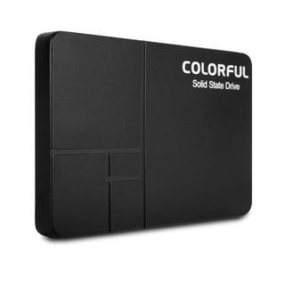 COLORFUL 七彩虹 SL500 SATA3 固态硬盘 240GB