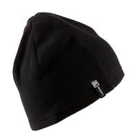 DECATHLON 迪卡侬 WEDZE2 帽子滑雪摇粒绒帽 黑色 57cm