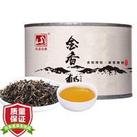 正山堂茶业 正山小种 红茶金香郁武夷山茶叶50克罐