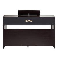 KAWAI 电钢琴88键重锤 标配三踏板+双人琴凳礼包