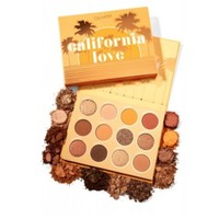 ColourPoP 卡拉泡泡 sweet talk卡乐yesplease日落 CALIFORNIA LOVE 眼影盘