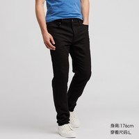 UNIQLO 优衣库 413157 男士水洗牛仔裤