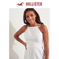 Hollister绑带高领连衣裙 女 264128-1