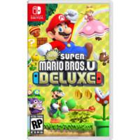 Nintendo 任天堂 NS游戏卡带 超级马里奥兄弟U DX豪华版