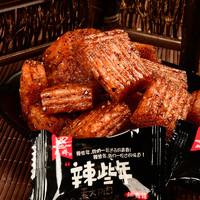 双娇 大刀肉辣条套1000克14.8元