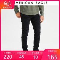 AEO American Eagle秋冬新款男士时尚合身牛仔裤0117_4595