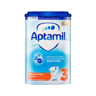 Aptamil 爱他美 幼儿配方奶粉 3段 800g 6罐