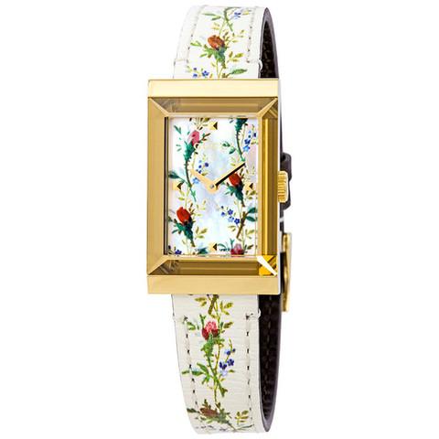 GUCCI 古驰 G-Frame YA147407 女士时装腕表