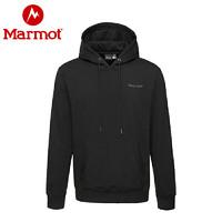 Marmot 土拨鼠 V43590 男式休闲套头卫衣 *2件 +凑单品