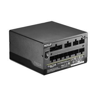 分形工艺(Fractal Design)ION+ 额定560W ATX全模组电源 (80PLUS白金/全日系电容/柔软排线/10年质保)