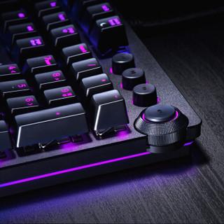 RAZER 雷蛇 猎魂光蛛精英版 线性光轴 机械键盘 104键