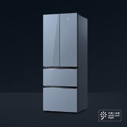 云米互联网冰箱ilive 琉璃灰