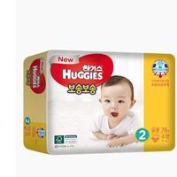 HUGGIES 好奇 干爽纸尿裤 S76片