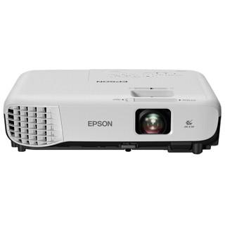 EPSON 爱普生 CB-X05E 投影仪 3300流明 XGA分辨率