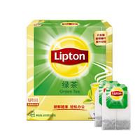 Lipton 立顿 绿茶叶 袋泡茶包 2g*100