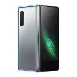 SAMSUNG 三星 Galaxy Fold 折叠屏 智能手机 夜雾银 12GB+512GB