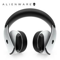 Alienware 外星人 AW510H 虚拟环绕音效游戏专业电竞耳机(白色)