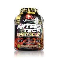 MuscleTech Nitro Tech 100%乳清蛋白粉 5磅