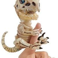 WowWee Fingerlings 未打结骨头骨架 T-Rex Gloom (Sand) 多种颜色