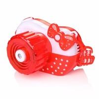 DODOELEPHANT 豆豆象 泡泡机相机 红色相机+2瓶泡泡液