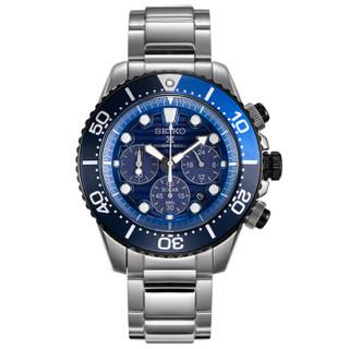 SEIKO 精工 PROSPEX系列海洋公益款 SSC675J1手表