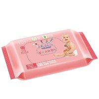 移动端 : 宝维盟婴儿润肤湿巾 12抽/包 *20件