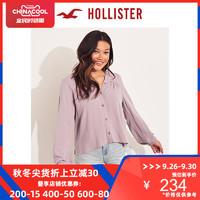 HOLLISTER 106346-1 女士纽扣式衬衫