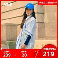 MLB 2019S/S 可调节帽子 NY/LA 潮酷运动棒球帽弯檐帽-32CP77931