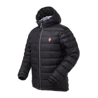 BLACK ICE 黑冰 F8102 男士户外连帽防风羽绒服