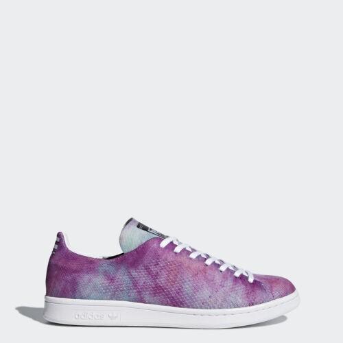 adidas 阿迪达斯×Pharrell Williams Tennis Hu 中性休闲运动鞋