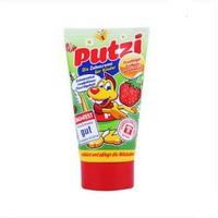 Putzi 璞慈 儿童防蛀牙膏 50ml 草莓味 *2件