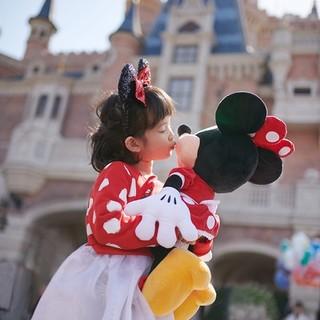周末通用!上海迪士尼乐园 2次高峰日门票