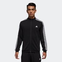 adidas 阿迪达斯 男装运动型格针织夹克外套