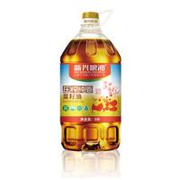 新兴粮油 压榨纯香菜籽油 5L*3件+ 善味阁 真空鲜卤鸭翅 200g *3件
