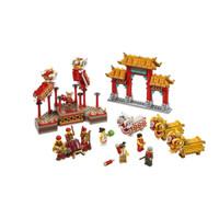 LEGO 乐高 80101 舞狮