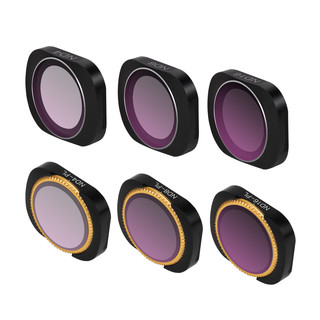 用于DJI大疆口袋灵眸云台相机滤镜CPL减光OSMO POCKET配件ND-PL